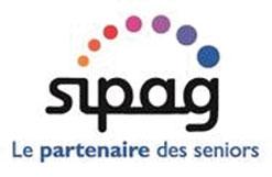 Logo SIPAG (syndicat intercommunal pour la personne âgée)