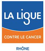 Logo Comité Rhône ligue cancer