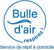 Logo Répit bulle d'air Rhône-Alpes