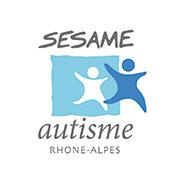 Logo SARA Sésame Autisme Rhône-Alpes