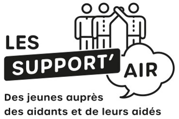 Logo Unis-Cité - Les Support'Air